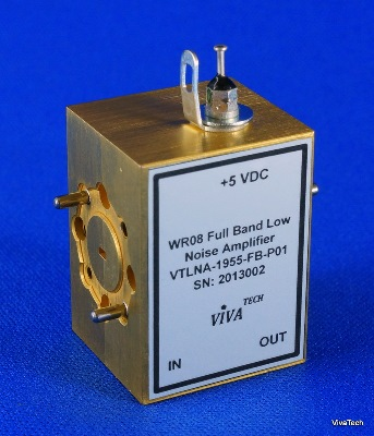 WR08 Low Noise Amplifier