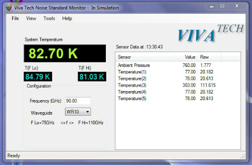 ready screen m
